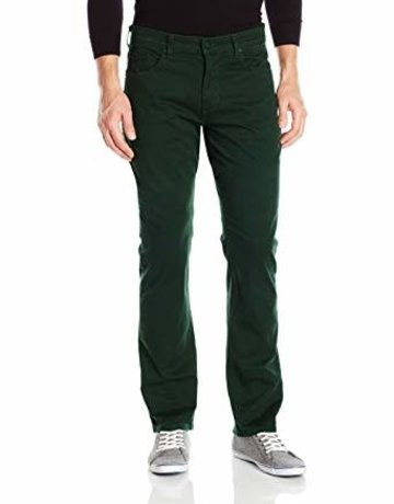 Paige Paige Jeans Federal Winter Pine Slim Green