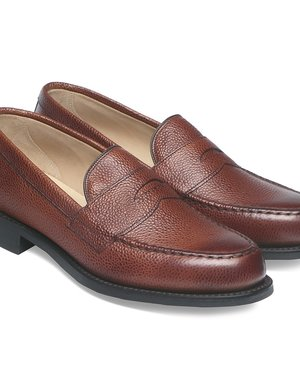 Cheaney Cheaney Howard Mahogany Grain