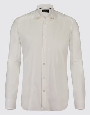 Blue Industry Blue Industry Max Kent Collar Shirt White