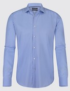 Blue Industry Blue Industry Max Kent Collar Shirt Blue