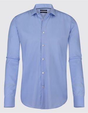 Blue Industry Blue Industry Max Kent Collar Shirt Blue