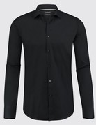 Blue Industry Blue Industry Max Kent Collar Shirt Black