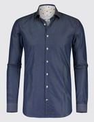 Blue Industry Blue Industry Micro Dot Shirt Navy