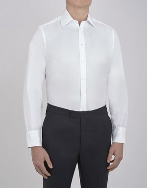 Turnbull & Asser Turnbull & Asser City Classic Button Up White