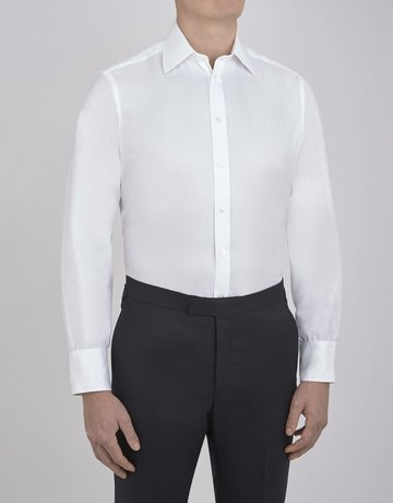 Turnbull & Asser Turnbull & Asser City Classic Button Up White