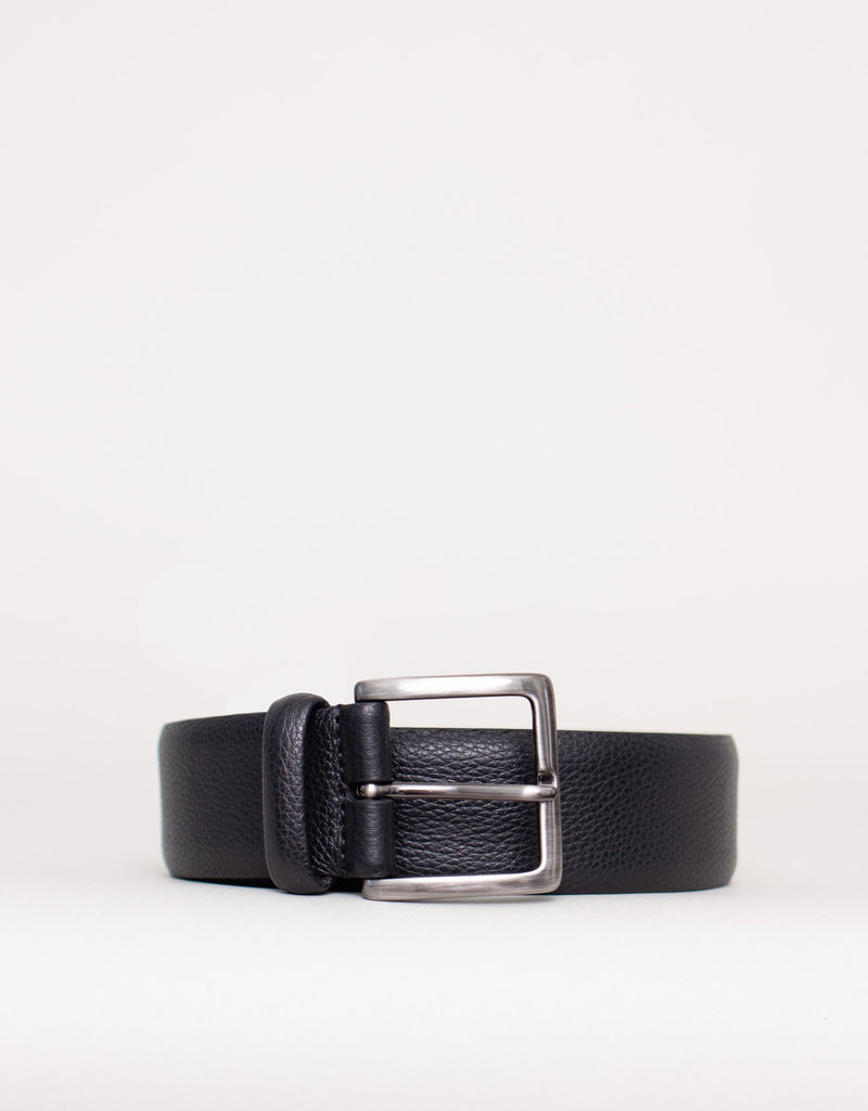 Anderson's Leather Belt Textured Black