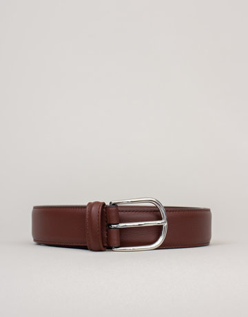 Anderson's Leather Belt Brown