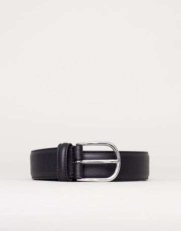 Anderson's Anderson's Leather Belt Black