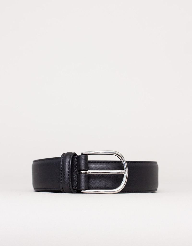 Anderson's Leather Belt Black