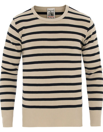 S.N.S. Herning S.N.S Herning Naval Stripe Sweater