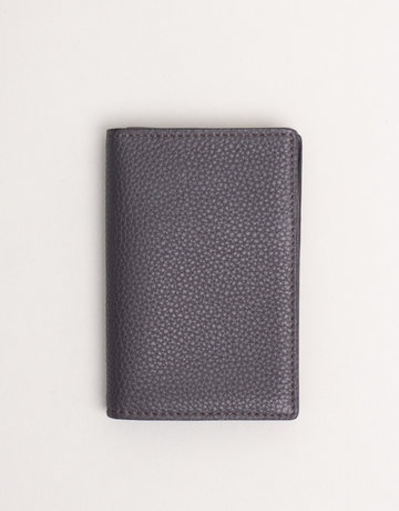 Anderson's Leather Wallet Grey