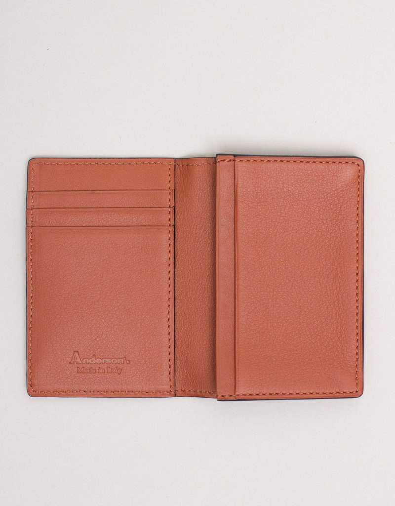Anderson's Belts and Wallets Anderson's Leather Wallet Tan