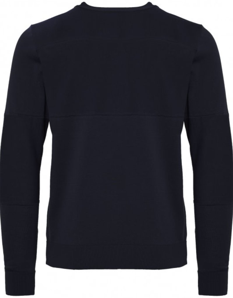 S.N.S. Herning S.N.S. Herning Cardigan Exit Crew Neck Marine