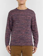 Inis Meain Inis Meain Donegal Edge Tunic Orchid