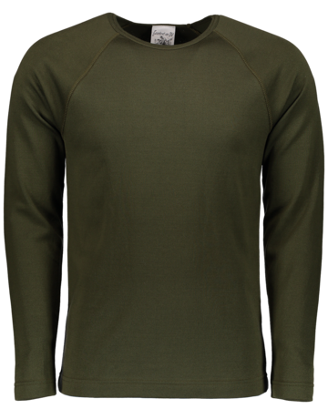 S.N.S. Herning S.N.S. Herning Symbol Crew Neck Army Moss Sweater