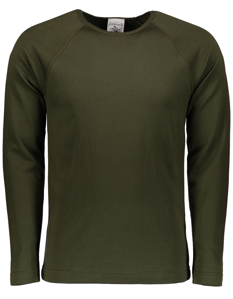 S.N.S. Herning S.N.S. Herning Symbol Crew Neck Army Moss