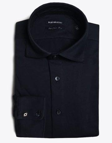 Blue Industry Blue Industry Oscar Shirt Button Up Black