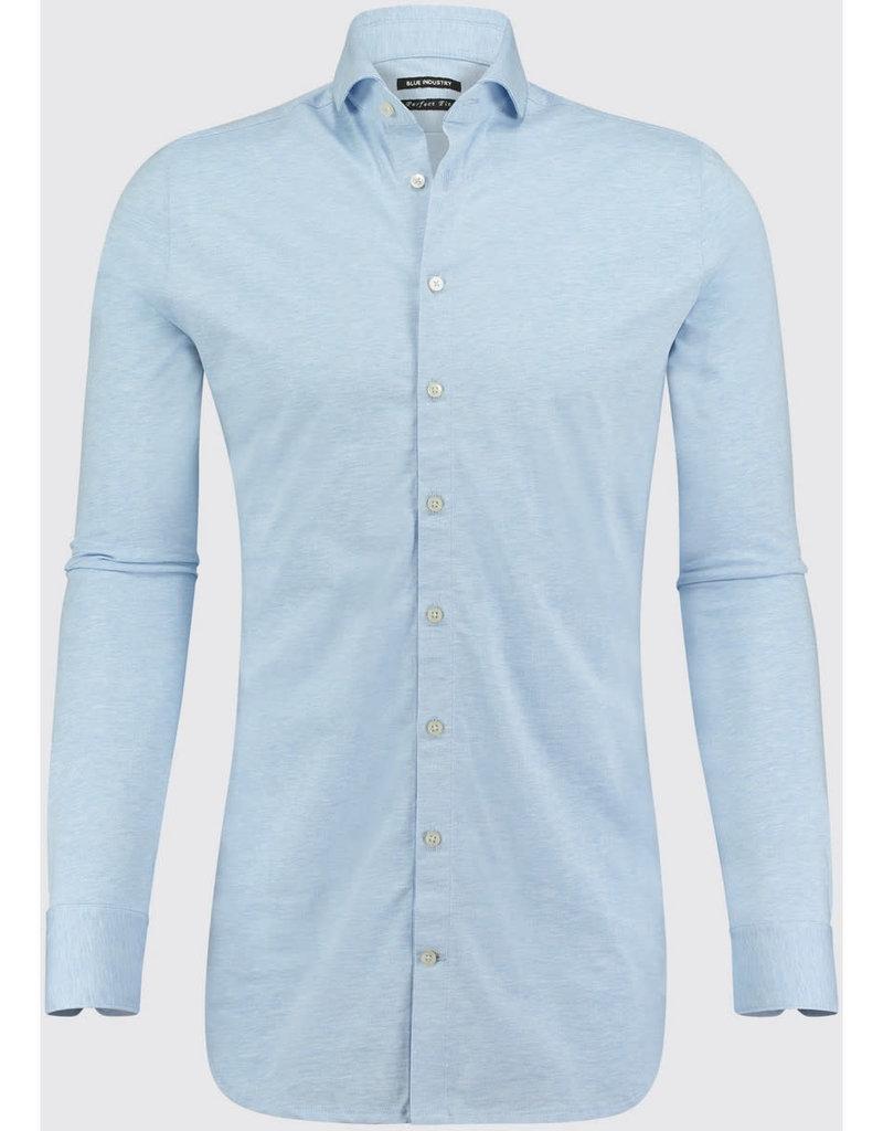 Blue Industry Blue Industry Oscar Shirt Button Up Blue
