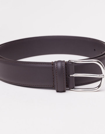 Anderson's Leather Belt Toasted Dark Brown