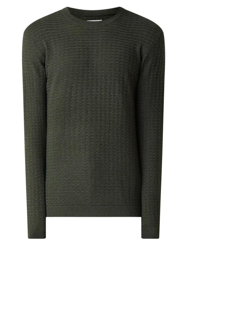 Samsoe & Samsoe Samsoe Cale Green Sweater