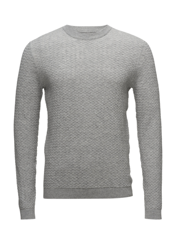 Samsoe Samsoe Cale Grey Sweater