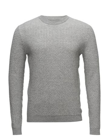 Samsoe & Samsoe Samsoe Cale Grey Sweater