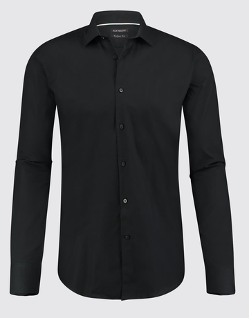 Blue Industry Blue Industry Essential Dress Shirt Black