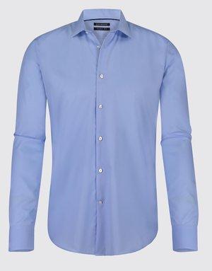 Blue Industry Blue Industry Essential Dress Shirt Blue