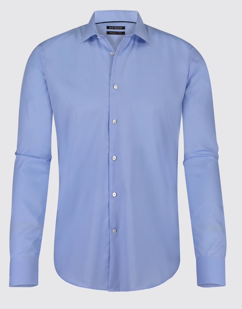 Blue Industry Blue Industry Essential Dress Shirt Blue