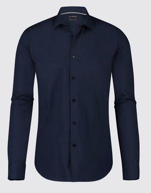 Blue Industry Blue Industry Essential Dress Shirt Navy