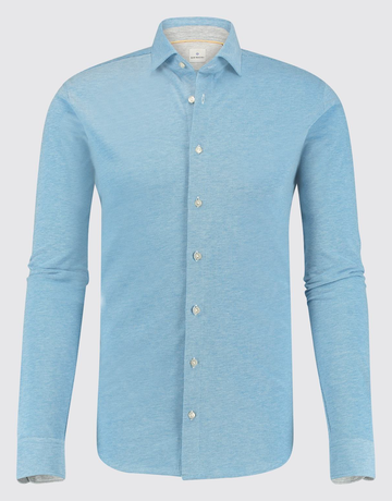 Blue Industry Blue Industry Jersey Long Sleeve Shirt Light Blue