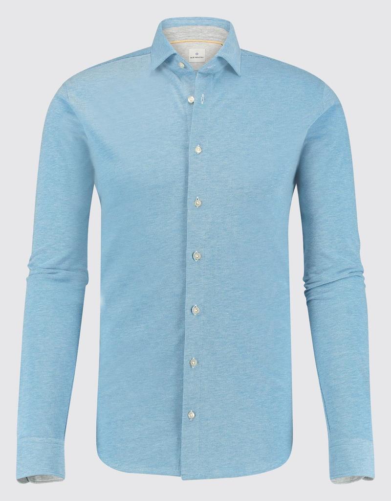 Blue Industry Blue Industry Jersey Long Sleeve Shirt Light Blue