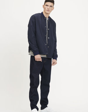 Samsoe Samsoe Gles Jacket Navy