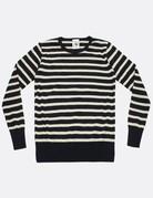 S.N.S. Herning S.N.S Herning Naval Stripes Sweater Marine
