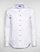 Blue Industry Blue Industry Essential Dress Shirt White