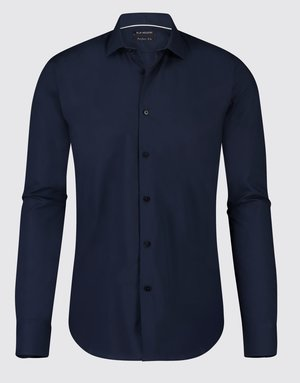 Blue Industry Blue Industry Max Kent Collar Shirt Navy