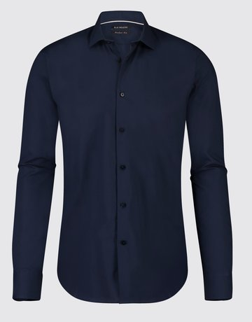 Blue Industry Blue Industry Max Kent Collar Shirt Navy