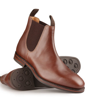 Loake Loake Chatsworth Brown Boots