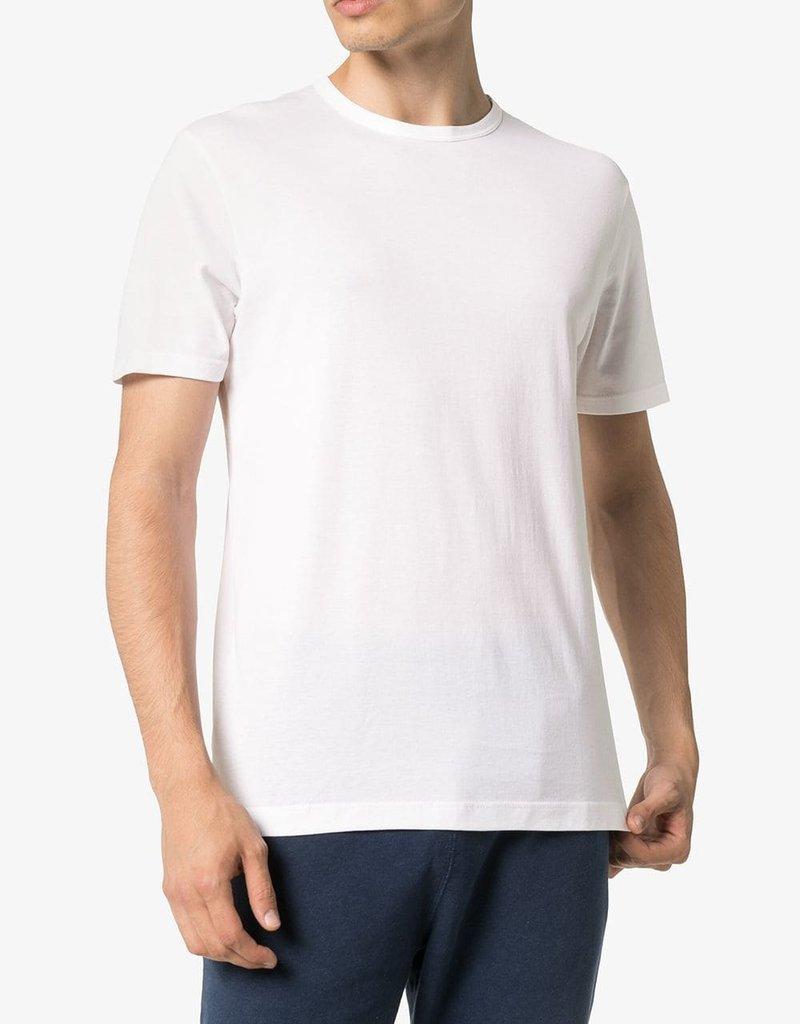 Sunspel Sunspel Classic Crew Neck T-shirt White