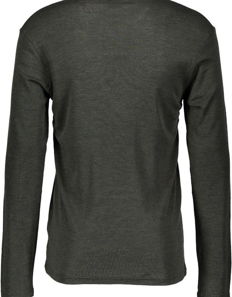 Samsoe Samsoe Englund Green Sweater