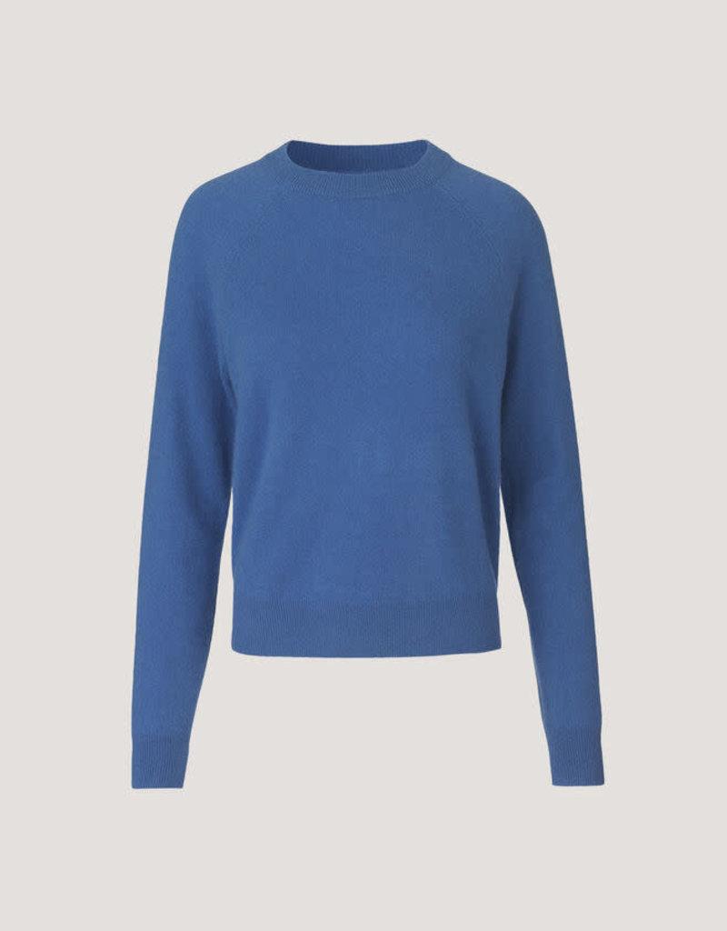 Samsoe Samsoe Loke Sweater Light Blue