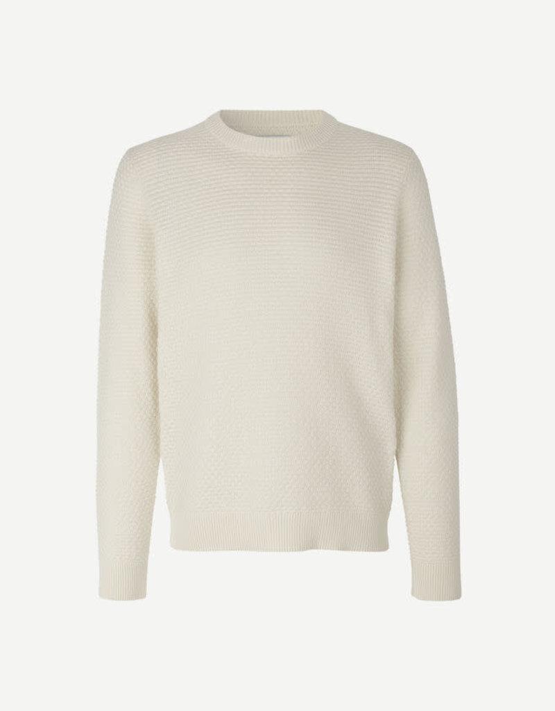 Samsoe Samsoe Loke Sweater Cream
