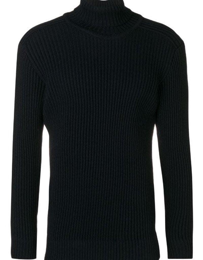 S.N.S. Herning S.N.S. Herning Fang High Neck Black Sweater