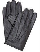 Mazzoleni Mazzoleni Merino Cashmere Gloves Black
