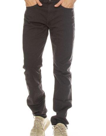 Frame Frame L'Homme Slim Chino Pants Hematite Black