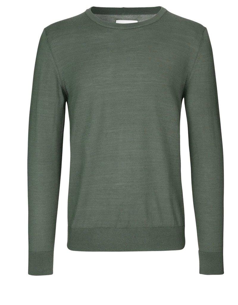 Samsoe Samsoe Loke Sweater Green