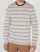 Harris Wilson Harris Wilson Vladim Cream Long Sleeve Sweater