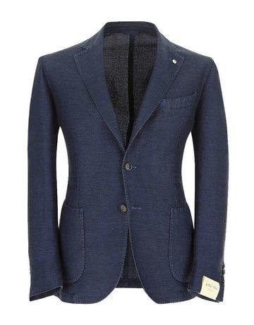 L.B.M 1911 L.B.M. 1911 Midnight Blue Jacket