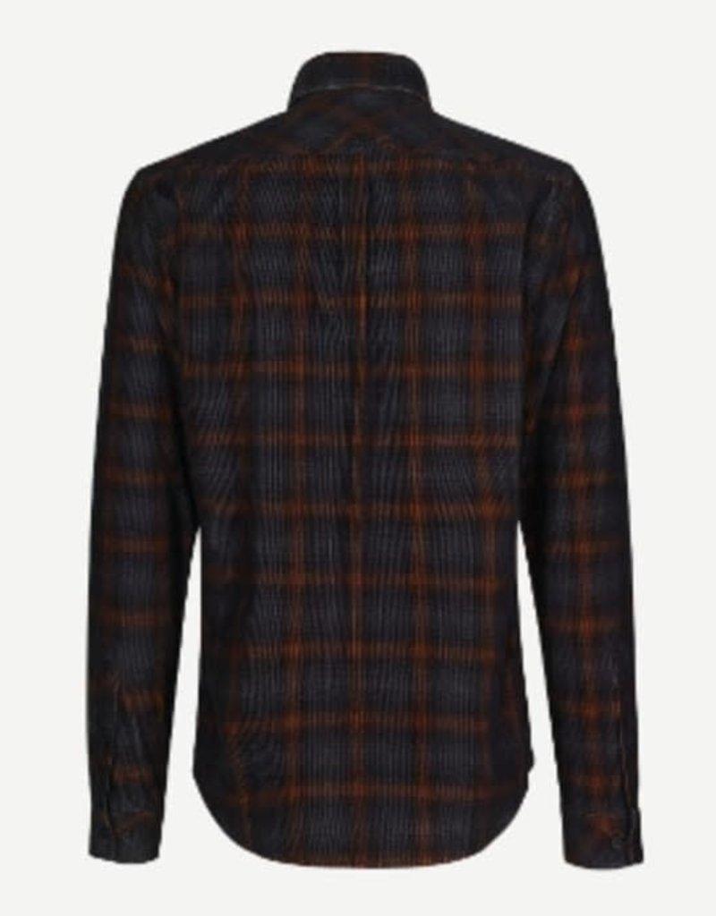 Samsoe Samsoe Liam BA Shirt Corduroy Plaid