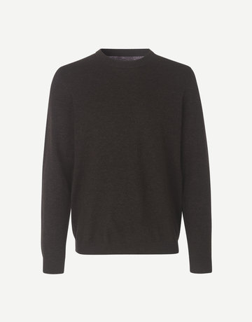 Samsoe Samsoe Gees Wool Sweater Brown